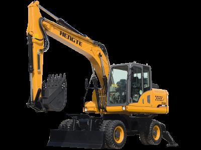 台湾HT155W轮式挖掘机