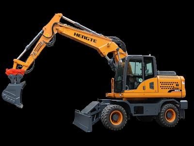 台湾HT185W轮式挖掘机